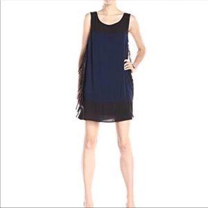 Ella Moss Dresses - Ella Moss Rania Fringe Shift Mini Dress NWT 2c76a498d